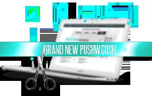 Brand New Pushwoosh